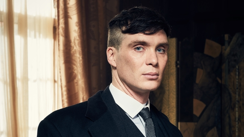 Cillian Murphy as Tommy Shelby - Premiere date for season five of Peaky Blinders has yet to be announced
