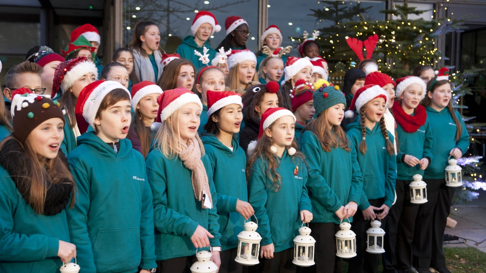 Choirs for Christmas Conditions for Entry and Prize Details