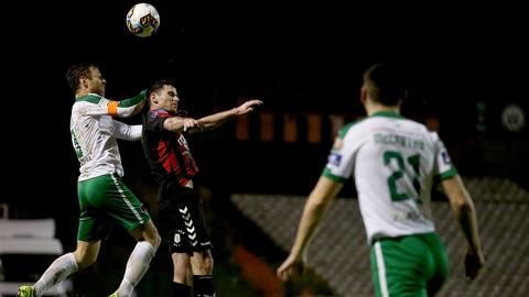 Alan Bennett: Cork City captain reaction   Soccer Republic
