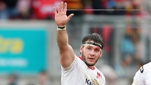Marcell Coetzee is out for nine months