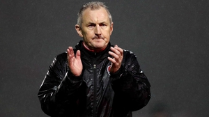 """John Caulfield: """"I've always felt that Galway United were a massive club with huge potential."""""""