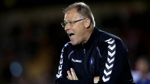 Limerick manager Neil McDonald