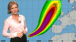 Hurricane Ophelia Weather Special