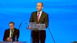 Fianna Fail Ard Fheis: The Leader's Speech