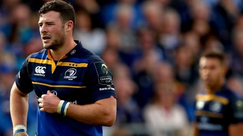 Robbie Henshaw: 'We knew the physical challenge that was coming.'