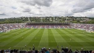 Páirc Uí Chaoimh is five minutes from Cork city centre
