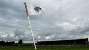Newtown Blues were on song at the Gaelic Grounds