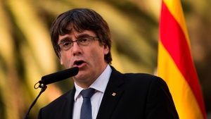 Carles Puigdemont faces charges of rebellion, sedition, misuse of public funds and breach of trust