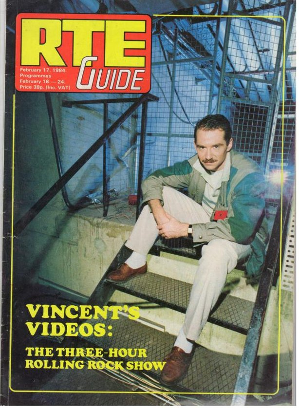 Fab Vinny - the life and fabulous times of Vincent Hanley