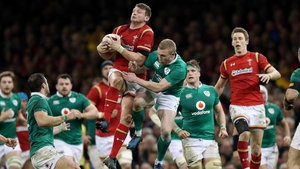 Dan Biggar in action against Ireland in this year's Six Nations