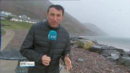 Munster - Ophelia Latest   RTÉ News