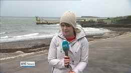 Galway - Ophelia Latest   RTÉ News