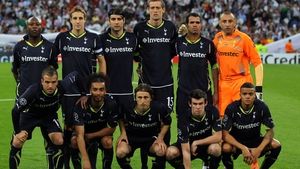 The Spurs side that lost 4-0 to Real in 2011