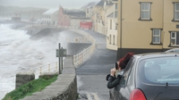 Storm Ophelia Evening Updates | RTÉ News
