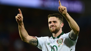 Robbie Brady could be a key figure for the Republic of Ireland tonight