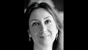Daphne Caruana Galizia ran a hugely popular blog that was critical of the Maltese government