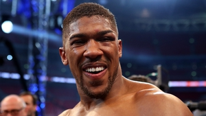 Anthony Joshua will fight at Wembley in September and the following April