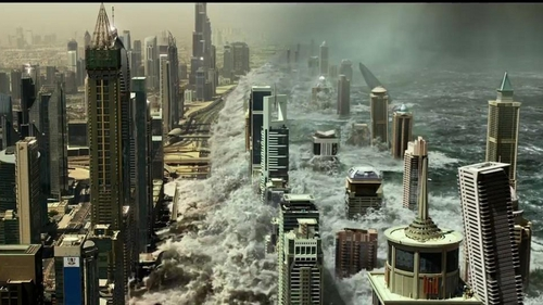 Geostorm isn't worth making an unnecessary journey for. In fact, it should come with a red alert.