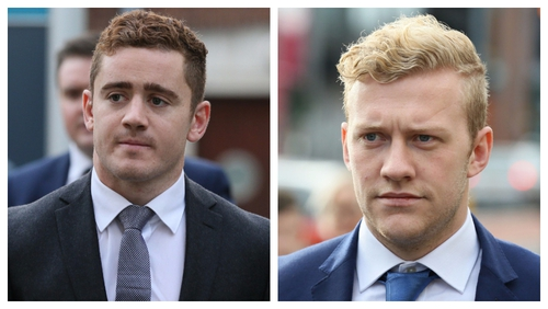 Ulster players Paddy Jackson and Stuart Olding to face rape trial