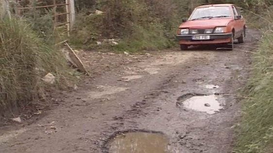 Longford Potholes