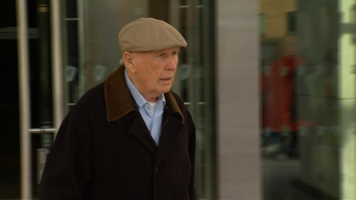 Michael Shine denied groping the complainants at Our Lady of Lourdes Hospital, Drogheda