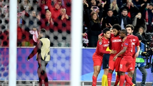 Spartak Moscow are right back in the hunt to make the last 16