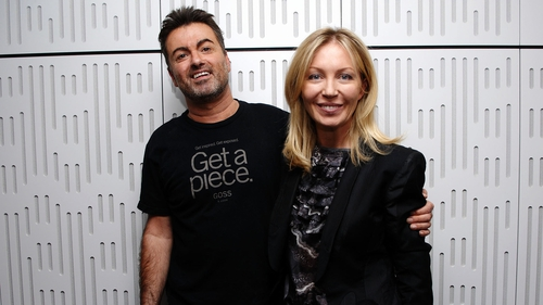 George Michael and Kirsty Young (pictured in 2016) - Poignant final interview to air on BBC Radio 2 on Wednesday November 1 and Wednesday November 8 at 10pm
