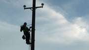 Work under way to fix powerlines in Kilcock, Co Kildare