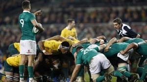 Ireland had been due to face Australia Down Under on 4 and 11 July