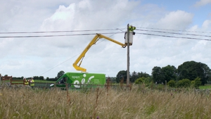 The southern half of the country is the worst affected area, with more than 31,000 customers in Cork without service