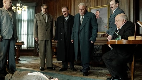 The Death of Stalin: reasonably all-star cast whip up the vaguely low-rent farce