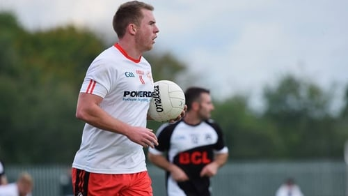 Liam Gavaghan is eyeing a fourth county title with Tir Chonaill Gaels.