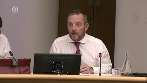 Leader of the Seanad Jerry Buttimer