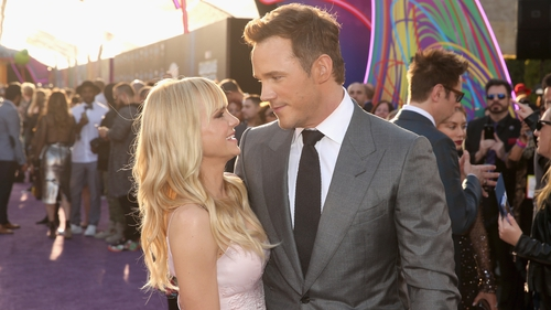 "Anna Faris: ""Chris and I work really hard 'cause we have Jack, that is sort of the long game idea and making sure Jack is really happy, which makes us really happy"""