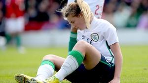 Saoirse Noonan got Ireland's opener