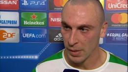 "Brown: ""It's mentally tough""  | UEFA Champions League"