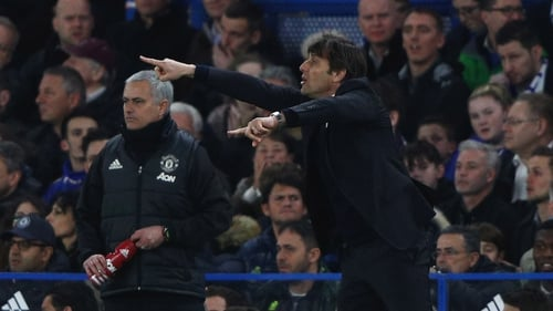 There is plenty of animosity between the Portuguese and his permanent successor as Chelsea head coach.