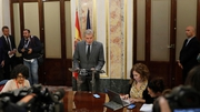 Spanish Government spokesman Inigo Mendez de Vigo announced the cabinet would meet on Saturday
