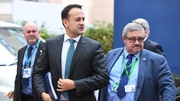 Leo Varadkar said that Theresa May has 'strengthened her language in relation to the border'