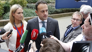 Leo Varadkar reject the idea that Brexit negotiations are at a cliff edge
