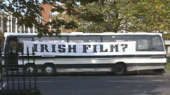 Irish Filmmakers Protest