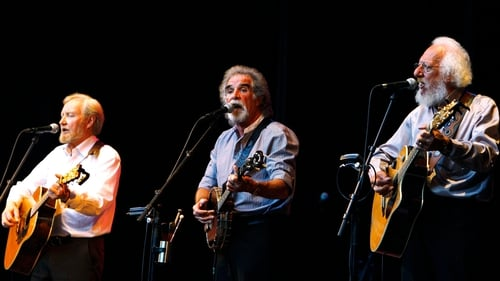 Sean Cannon, Patsy Watchorn, Eamonn Campbell (right) performing in Switzerland in 2009