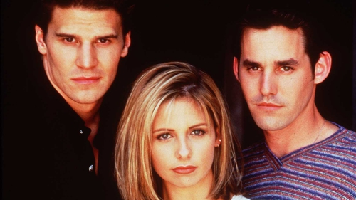 Buffy and the boys are back!