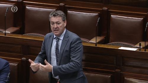 Billy Kelleher was expected to be selected by the party to run in Europe, but was defeated by Malcolm Byrne