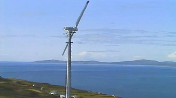 Wind Power on Cape Clear (1985)