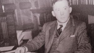 Nazi codebreaker Richard Hayes, the subject of this weekend's gripping RTÉ Documentary On One.