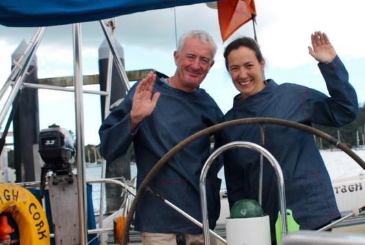 Around the World on a Yacht (Part 2)