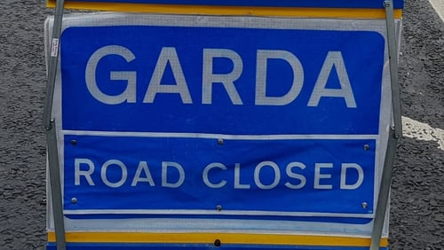 Crash occurred near Kilshane
