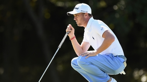 Justin Thomas is on track to take the top spot in the world rankings.