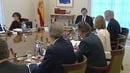 Crisis meeting over Catalonia's bid for independence